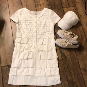 White Dress by J. crew